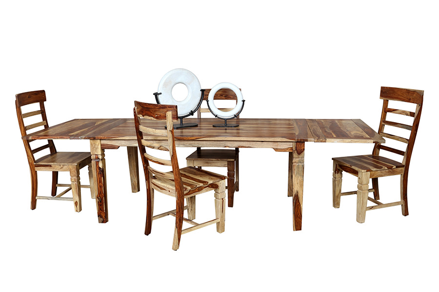 Tahoe ISA-9039N Dining Table With Extensions
