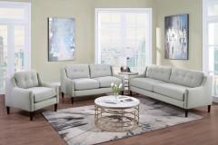 Mellon Oatmeal Sofa, Loveseat & Chair, U1651