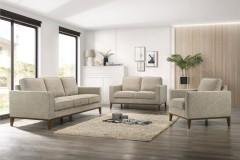 COMING SOON, PRE-ORDER NOW! Annie Flaxen Sofa, Loveseat & Chair, SWU3039