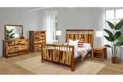 Kalispell Sheesham Wood Bedroom Group by Porter Designs