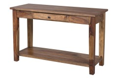 Tahoe Harvest Console Table with Drawer, SBA-9012H