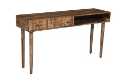Waves Harvest Console Table, VAC-W008H