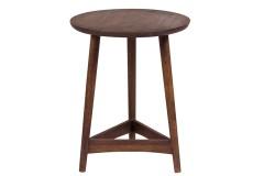 Baja Chestnut Mango Wood End Table by Porter Designs
