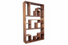 Urban Sheesham Wood Bookshelf by Porter Designs