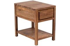 Urban Sheesham Wood Recliner Table by Porter Designs