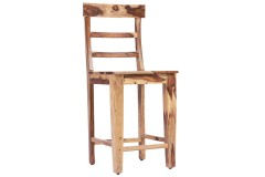Tahoe Sheesham Wood Counter Chair by Porter Designs