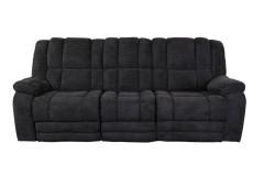 COMING SOON, PRE-ORDER NOW! Knox Midnight Tweed Reclining Sofa, Loveseat & Chair, M5213