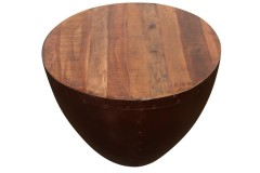 Thrum Natural End Table by Porter Designs