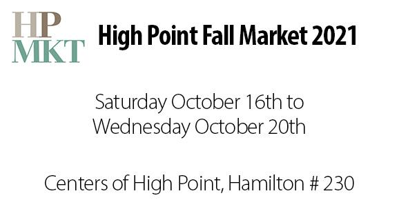 2021 High Point Fall Market