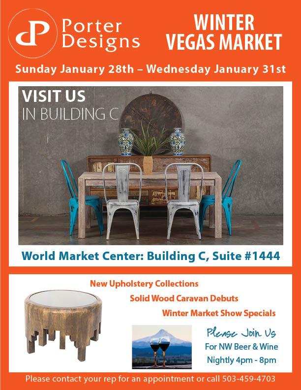 Visit Us At Winter Vegas Market!