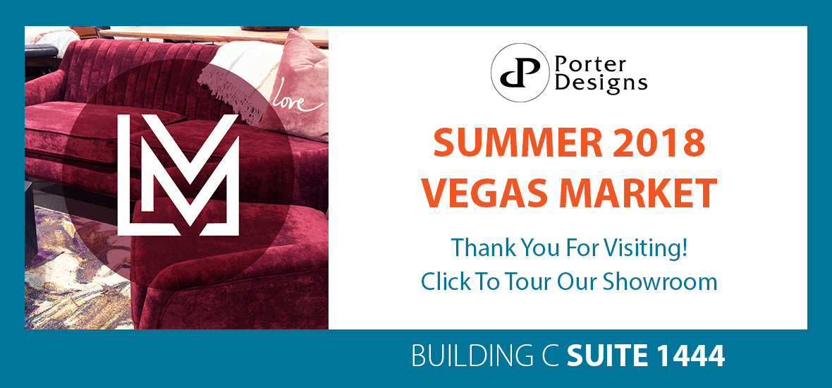 Visit us at the Las Vegas Market